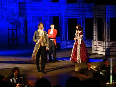 Молодые актеры устроят в Тамбове театральную неделю