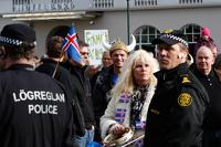 В Исландии впервые в истории полиция застрелила преступника