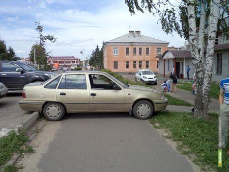 Тамбовская автомобилистка покалечила полуторагодовалого малыша