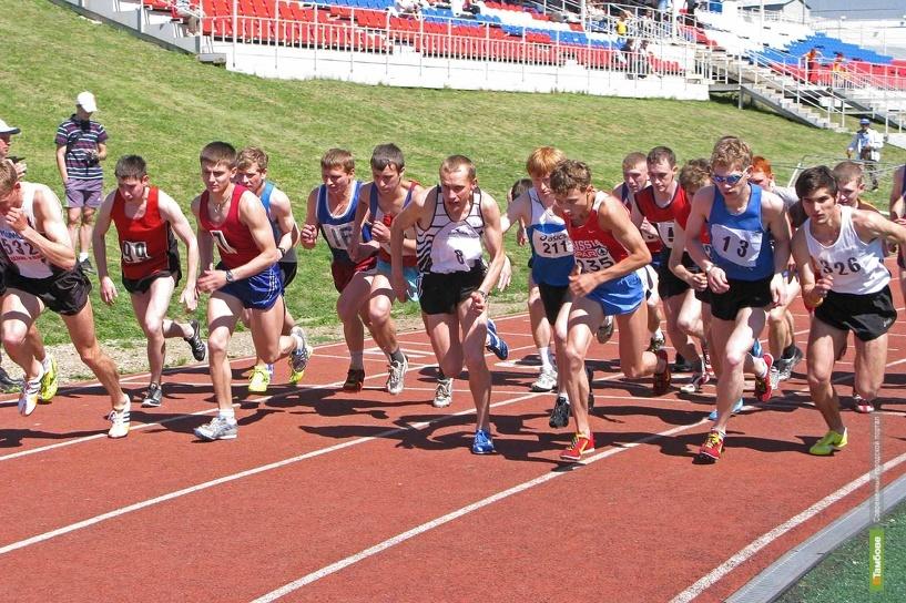 Тамбовские легкоатлеты привезли три медали с чемпионата страны