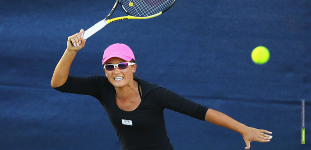 Арина Родионова впервые победила теннисистку из Топ-20