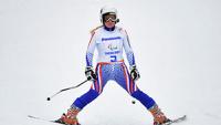 Горнолыжница Францева выиграла суперкомбинацию на Паралимпиаде