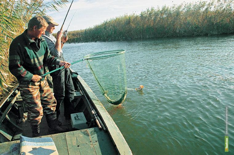 Тамбовские рыболовы получают самую низкую зарплату
