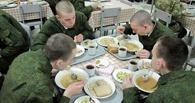 В новогоднее меню тамбовских военных добавят фрукты и конфеты