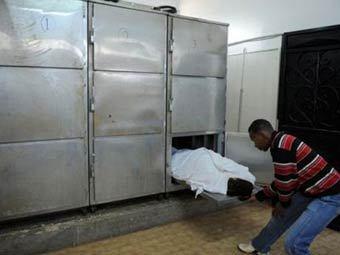 Южноафриканец воскрес к обсуждению своих похорон