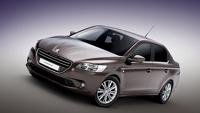 Peugeot рассекретили еще один дешевый седан