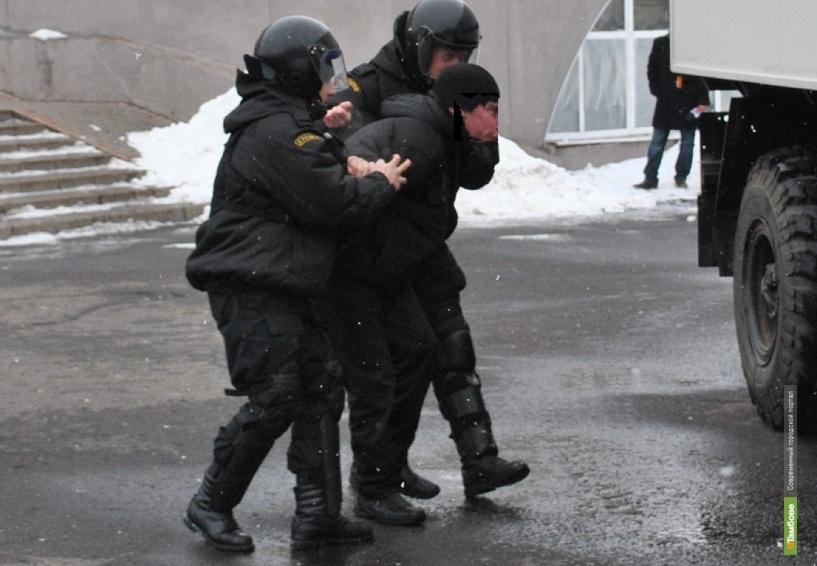 Полицейские задержали тамбовчанина, скрывавшегося после совершения особо тяжкого преступления