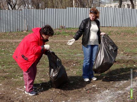 В рамках общегородского субботника Тамбов очистят от мусора