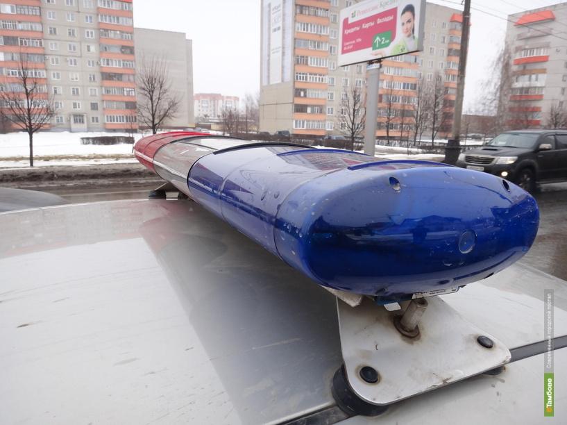 В Сосновском районе перевернулся внедорожник