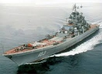 Российские и китайские военные потренируются вместе на Средиземном море