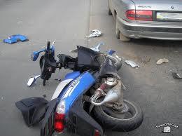 ВТамбове 11-летний скутерист попал в ДТП