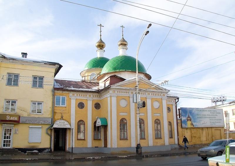 В центре Тамбова появится еще одна колокольня