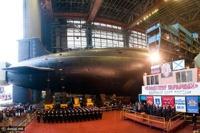 ВМФ пополнят 40 кораблей и судов в 2014 году