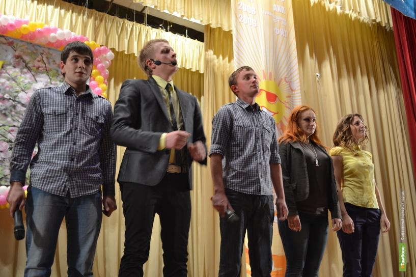 Весёлые и находчивые тамбовчане хотят пробиться на всероссийский фестиваль КВН
