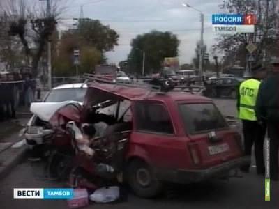 Виновника ДТП на Гагарина арестовали на 2 месяца