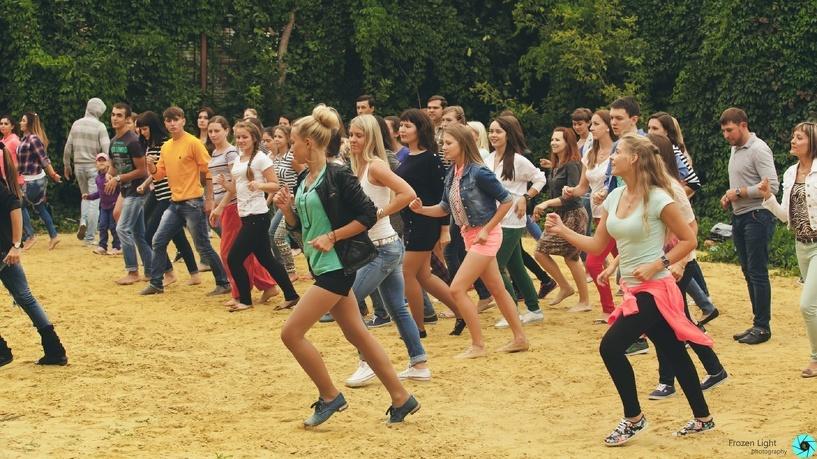 «Уличная латина» пофестивалит на «Танцуй, Тамбов!-2»