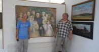 Тамбовские художники повезли свои работы в Рязань