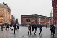 Кремль потребовал снести павильон Louis Vuitton на Красной площади