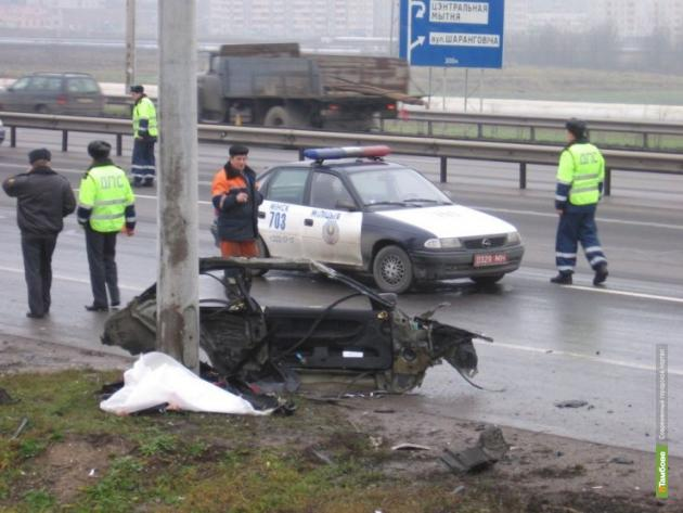 Трое тамбовчан пострадали в автомобильной аварии