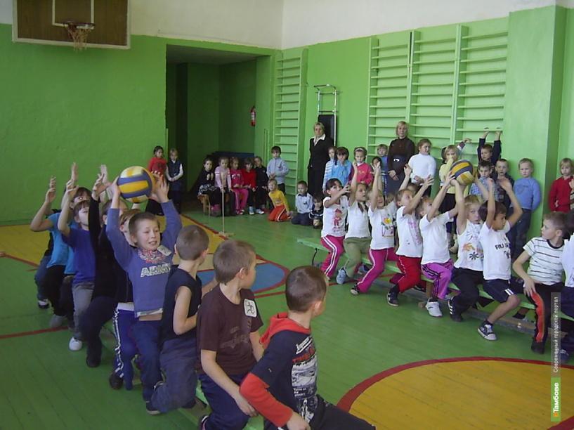 В Тамбове проведут «веселые старты» для трудных детей