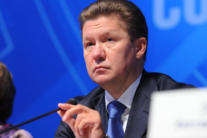 Планшет для главы Газпрома готов. На разработку потратили 114 млн рублей