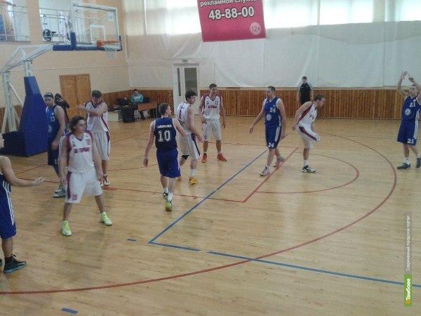 БК «Тамбов» одержал победу над БК «Динамо-Ставрополь»