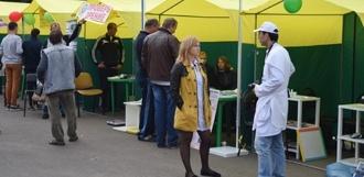 Во время праздника «Крымская весна» будет работать «городок здоровья»
