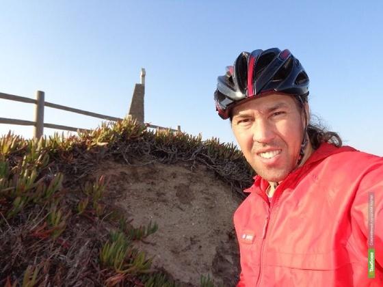 Тамбовский велосипедист преодолел большую часть своего европейского маршрута