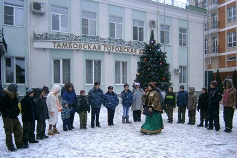 Депутаты гордумы устроили праздники для юных тамбовчан