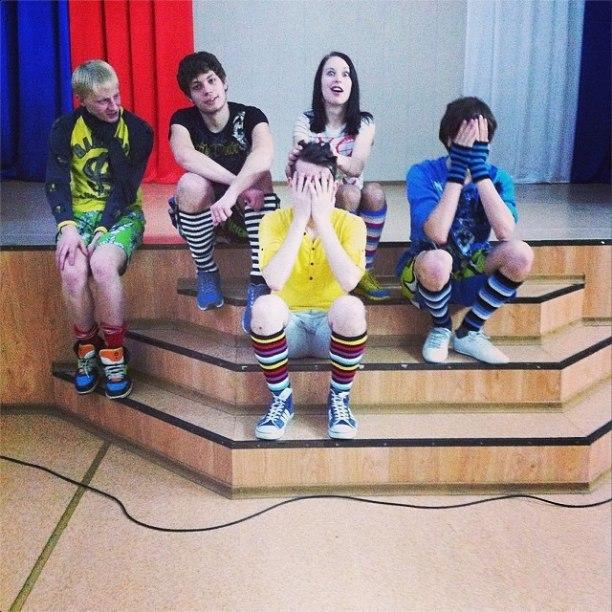 Команда Rush Fox на фестивале «Танцуй, Тамбов-2!»