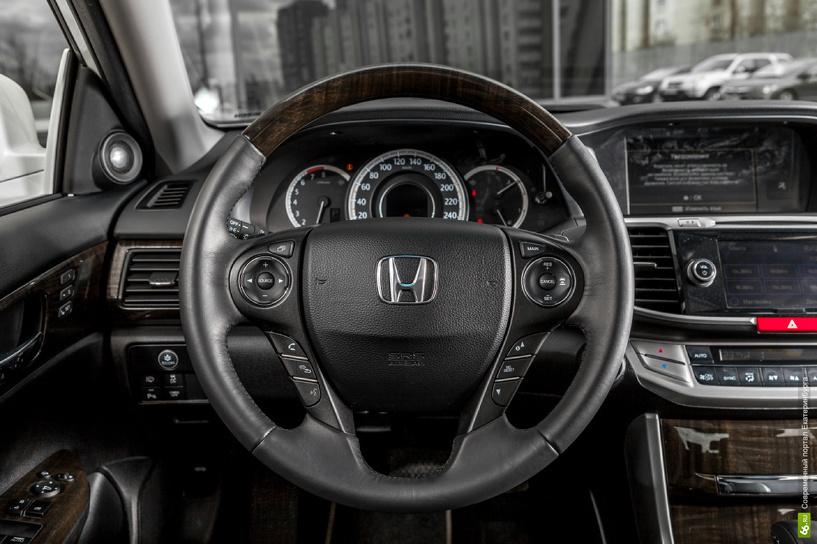 Не звучит: Honda уберет Accord из европейской гаммы