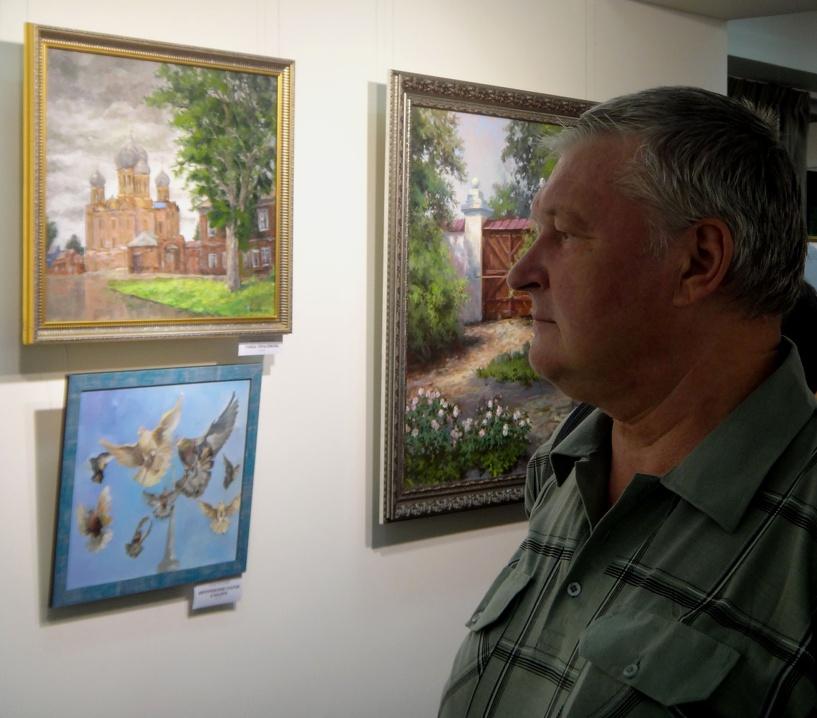 Тамбовские художники готовятся к масштабной выставке