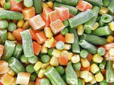 Тамбовских школьников и военных накормят овощными полуфабрикатами