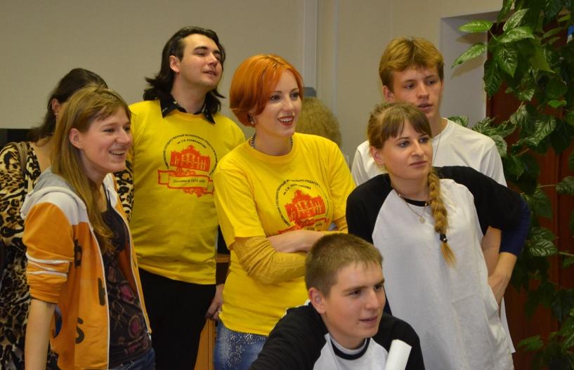 В тамбовском Доме молодёжи отметили Международный день студента