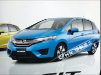 В Сеть попали первые изображения новой Honda Jazz