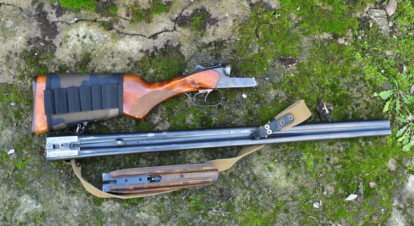 Житель села Протасово незаконно хранил оружие