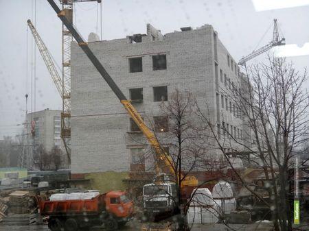 В Тамбове новый хирургический комплекс примет первых пациентов в конце года