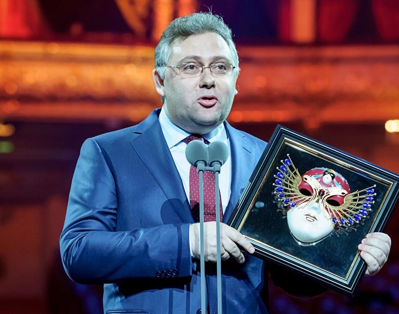 Тамбовский вице-губернатор получил «Золотую Маску»