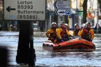 Ученые: к 2050 году часть Европы будет полностью затоплена