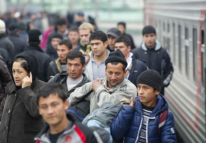 В Тамбовской области наблюдается миграционный прирост населения