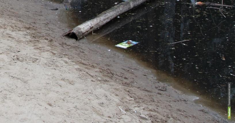 В Моршанске утонул мужчина