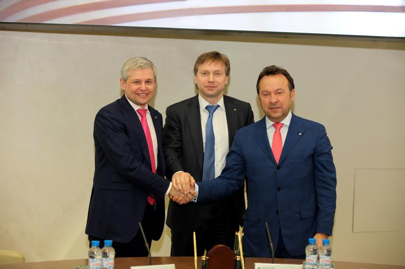 Коллективу Центрально-Черноземного банка представили нового руководителя