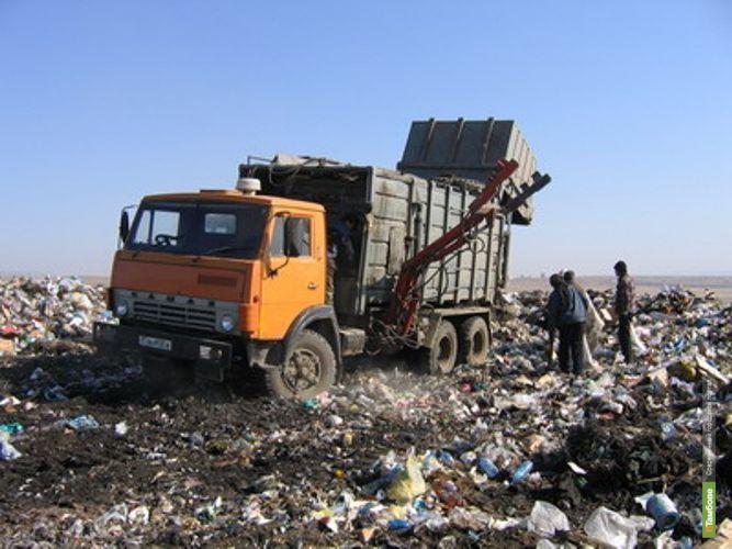 Тамбовчанам увеличат плату за вывоз мусора