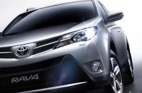 По Сети разошлись картинки с новой Toyota Rav 4