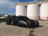 Бэтмобиль из «Черного рыцаря» продают по цене двух Lamborghini
