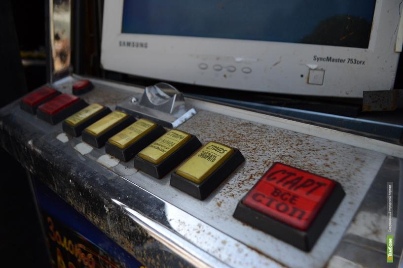 За текущий год полицейские изъяли 852 игровых автомата