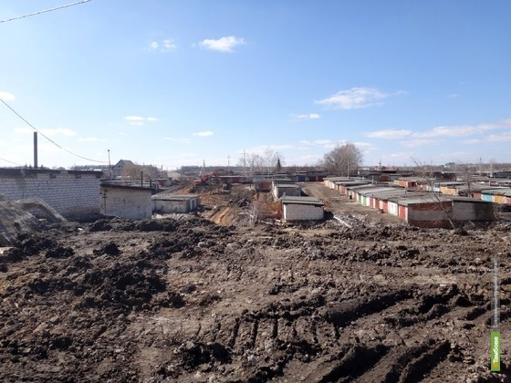 Алексей Кондратьев предложил сносить незаконно построенные гаражи