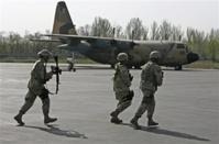Медведев разместит военные базы в Абхазии и Осетии