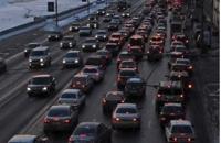 У россиян автомобилей в два раза меньше, чем у европейцев