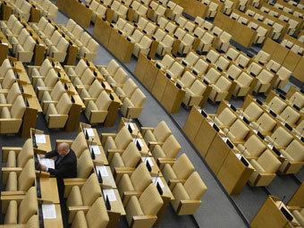 Госдума приняла бюджет во втором чтении